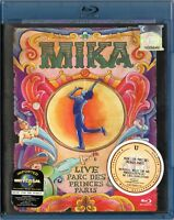 MIKA Live Parc Des Princes Paris 2008 MALAYSIA / EU BLU-RAY DISC NEW SEALED