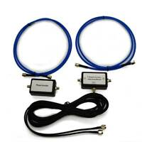 Magnetic Antenna YouLoop Portable Passive Magnetic Loop Antenna for HF and VHF