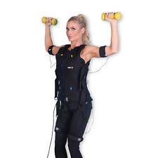 EMS Anzug inkl. Elektroden Training Muskelaufbau Körperfettreduktion