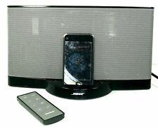 Bose SoundDock Portable Digital Music System Speaker - Black (43085)