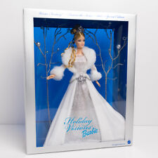 MIMB Mattel Barbie doll Holiday Visions WINTER FANTASY 2003 special edition