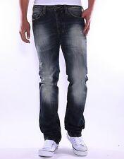 NWT Diesel SAFADO Slim Straight 0RBE4 Men Jeans 34 x 32 Larkee Waykee Viker $218