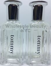Tommy by Tommy Hilfiger .30mL / 1.0 oz EDT spray Men Cologne LOT OF 2 UNBOXED