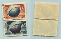 Russia USSR 🇷🇺 1949 SC 1392-1393 used. g1343
