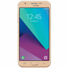 Samsung Galaxy Sol 2 (Cricket Prepaid) 16GB 4G LTE Android Smartphone Gold - NEW