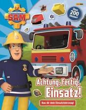 Feuerwehrmann Sam: Achtung, fertig, Einsatz! (2016, Moderner Einband)
