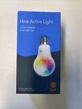 Hive Active Light Color Changing Smart Lightbulb
