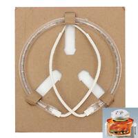 Reemplazo halógeno  Turbo Horno lámpara de lámpara elemento de calefacción 120V