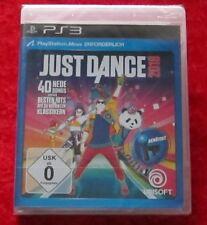 Just Dance 2018, PS3, PlayStation 3 Spiel, Neu, deutsche Version