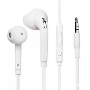 5-Pack Headset Earphone Earbud For Samsung Galaxy S6 S7 Edge S8 S9 + Note 8