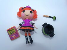 Lalaloopsy Mini Doll CANDY BROOMSTICKS Target Halloween Exclusive Witch VHTF