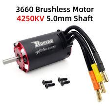 Rocket 3660 4250KV Brushless Motor Temperatursensor für 1/8 1/10 RC Car