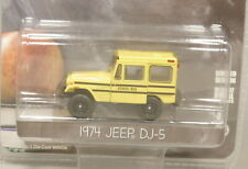 Greenlight 1:64 School Bus 1974 JEEP DJ-5 Diecast model car