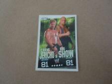 Carte - Catch Topps Slam Attax 2009 Evolution - TAC - Chris Jericho & Big Shown