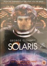 Solaris George Clooney  New Sealed DVD