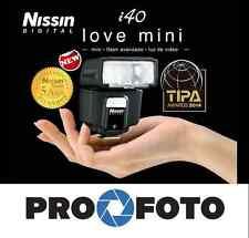 NISSIN i40 For Fuji-X / Sony / MFT / Canon / Nikon / Panasonic
