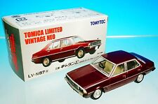 TOMYTEC TOMICA LIMITED VINTAGE NEO LV-N87a MITUBISHI GALANT Σ 1/64 New!!