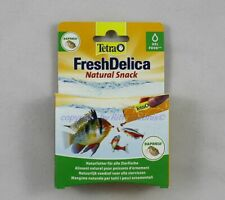Tetra Fresh Delica 48g Gel Food Daphnia For Aquarium Fish 16,44 €/ 100g