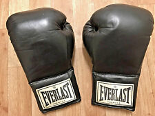 Vintage Everlast 18 Oz Made In USA Boxing Training Sparring Gloves