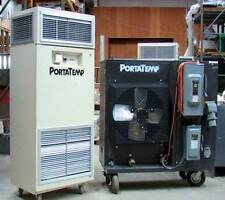 Airedale Pah 900 Portatemp 75 Ton Air Cooled Chilled Water System Air Handler