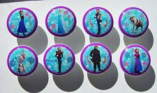 8 Frozen Princess Anna Elsa And Friends Kid Dresser Drawer Knobs Made As Ordered