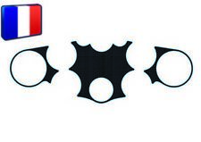 Protection Keiti® T Té de fourche carbone vinyle 3D SUZUKI BUSA 08-09