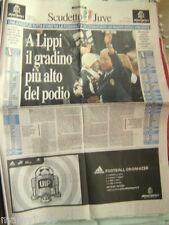 LA GAZZETTA DELLO SPORT=SPECIALE SCUDETTO N°27 JUVE 2002-2003=