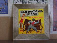 "JOE FINGERS CARR, BAR ROOM PIANO - 10"" H280"