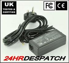 for 20v 2a Advent 8215p Portátil Cargador Adaptador AC PSU incluye 3 Pin UK AC
