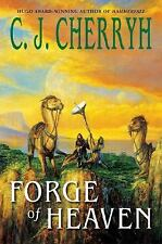 Forge of Heaven by C. J. Cherryh (2004, Hardcover)