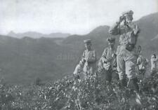 "Japanese Army Generals Kuroki & Fujii 1904 Japan Russo War 7x5"" Reprint Photo"