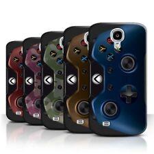 Housses et coques anti-chocs bleus Samsung Galaxy S4 pour téléphone mobile et assistant personnel (PDA)