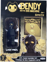 Bendy And The Ink Machine Lost Ones Mini Figure Buildable Set Series 2