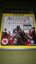 Juego de Playstation PS3 Assassins Creed 2 Platinum