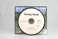"GEORGE STRAIT ""ALWAYS NEVER THE SAME""  MCA RECORDS 1999"