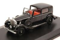 Rolls Royce Phantom III 1936 Sedanca De Ville H.J. Mulliner Black 1:43 Model