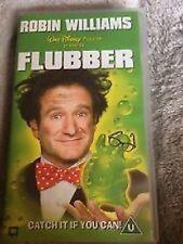 068 VHS  Flubber - Robin Williams