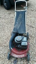 Vintage SNAPPER  LAWN MOWER WALK BEHIND briggs 5hp
