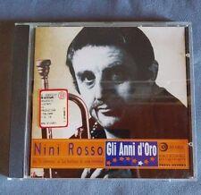 Nini Rosso - Gli Anni d'Oro - CD