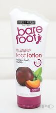 Freeman Bare Foot Softening Foot Lotion Invigorating 155 Ml.