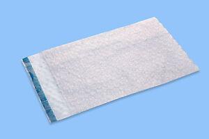 Bubble Wrap Bags 70 x 135mm + self seal lip (Pack Qty:1 x 1,000)