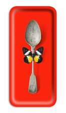 NEW Single spoon tray in red Women's by Country House Manuka