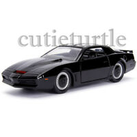 Jada Knight Rider K.I.T.T. 1982 Pontiac Firebird Trans Am 1:32 30923-DP1 Black