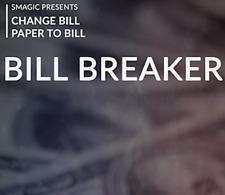Bill Breaker by Smagic Productions - Magic Tricks