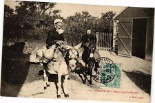 CPA  Granville - Départ pour le Marché     (209159)