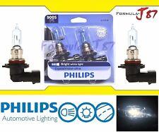 Philips Crystal Vision Ultra 9005 HB3 65W Dos Bombillas Faro Carretera