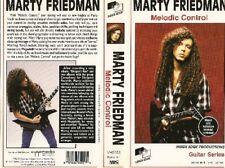 marty friedman melodic control dvd metallica megadeth