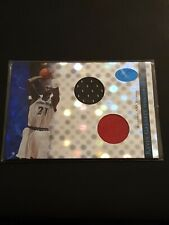 2006-07 Bowman Elevation Power Brokers Dual Relics Kevin Garnett Limited /79 $$$