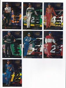 1996 Viper BUSCH CLASH INSERT PICK LOT-YOU Pick any 4 of 5 cards for $1!