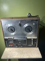 SONY SOLID STATE STEREO TAPECORDER TC-280 REEL TO REEL TAPE DECK FOR PARTS